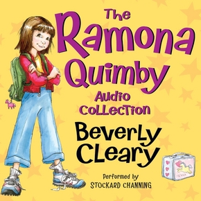 the-ramona-quimby-audio-collection
