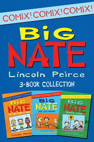 big-nate-comics-3-book-collection