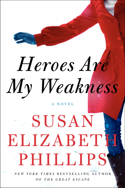 Heroes Are My Weakness book cover