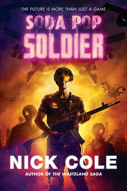 Soda Pop Soldier by Nick Cole